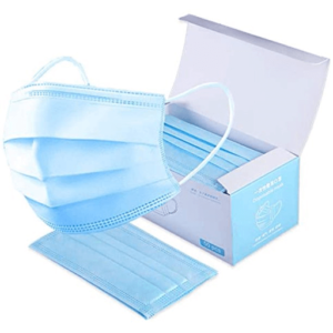 Surgical Masks in a Box of 50 Pieces
