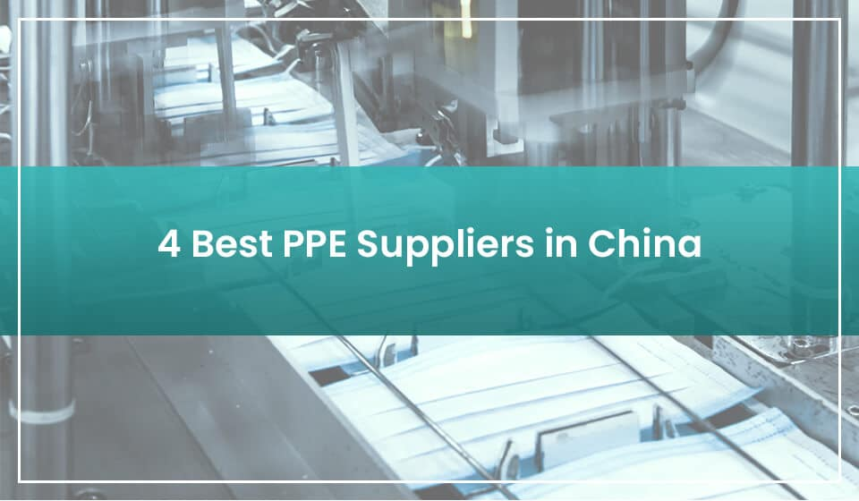 best ppe suppliers in china